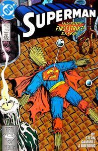 Superman 26 1988-12 hybrid 54559