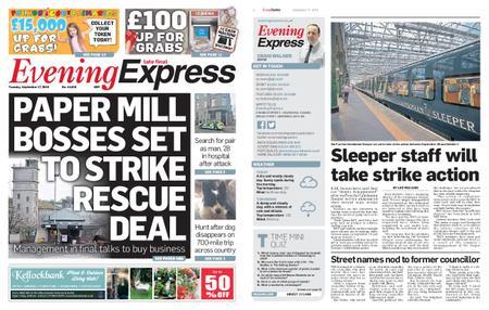 Evening Express – September 17, 2019