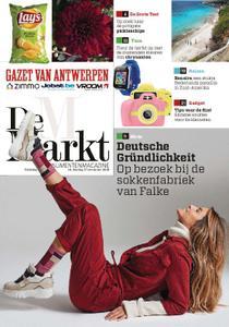 Gazet van Antwerpen De Markt – 16 november 2019