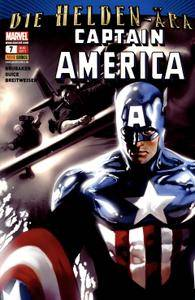 Captain America 07 Panini 26 07 2011