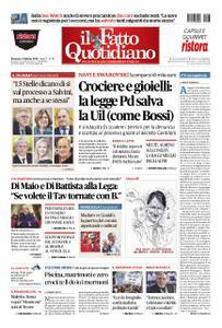 Il Fatto Quotidiano - 03 febbraio 2019