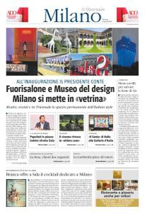 il Giornale Milano - 9 Aprile 2019