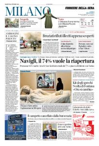Corriere della Sera Milano – 16 ottobre 2018