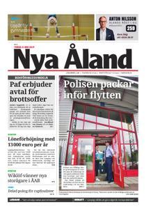 Nya Åland – 21 maj 2019