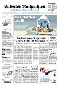 Lübecker Nachrichten Ostholstein Süd - 26. Februar 2019