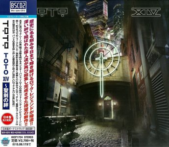 Toto - Toto XIV (2015) {Japanese Edition} * RE-UP *