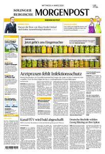 Solinger Morgenpost – 04. März 2020
