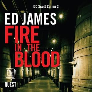 «Fire in the Blood» by Ed James