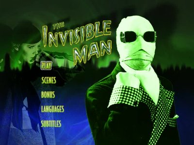 The Invisible Man (1933) The Legacy Collection [RE-UP]