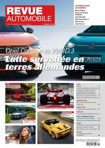 Revue Automobile – 19 septembre 2019