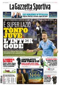 La Gazzetta dello Sport – 08 dicembre 2019