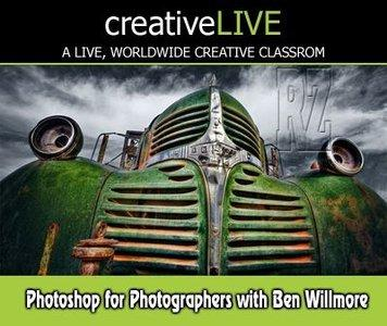 CreativeLive - Photoshop for Photographers [repost]