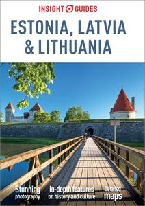 Insight Guides Estonia, Latvia & Lithuania (Insight Guides), 6th Edition