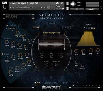 Heavyocity Media Vocalise 2 KONTAKT
