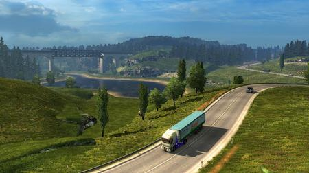 Euro Truck Simulator 2 Beyond The Baltic Sea 2018