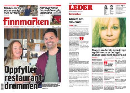 Finnmarken – 17. juni 2019