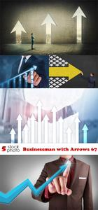 Photos - Businessman with Arrows 67