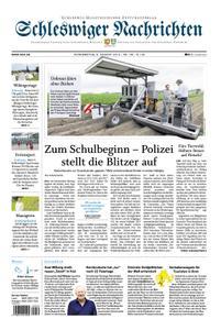 Schleswiger Nachrichten - 08. August 2019