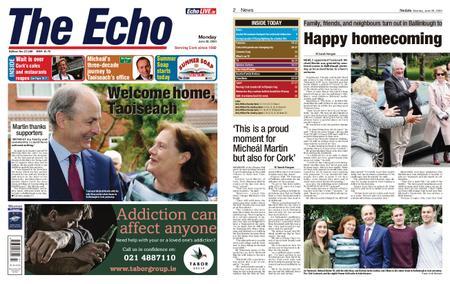 Evening Echo – June 29, 2020