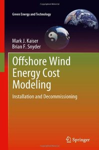 Offshore Wind Energy Cost Modeling: Installation and Decommissioning (repost)