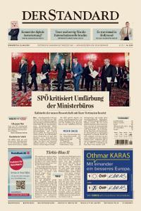 Der Standard – 23. Mai 2019