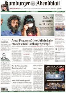 Hamburger Abendblatt – 09. April 2021