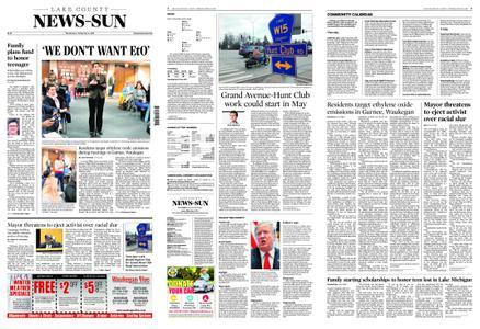Lake County News-Sun – February 06, 2019