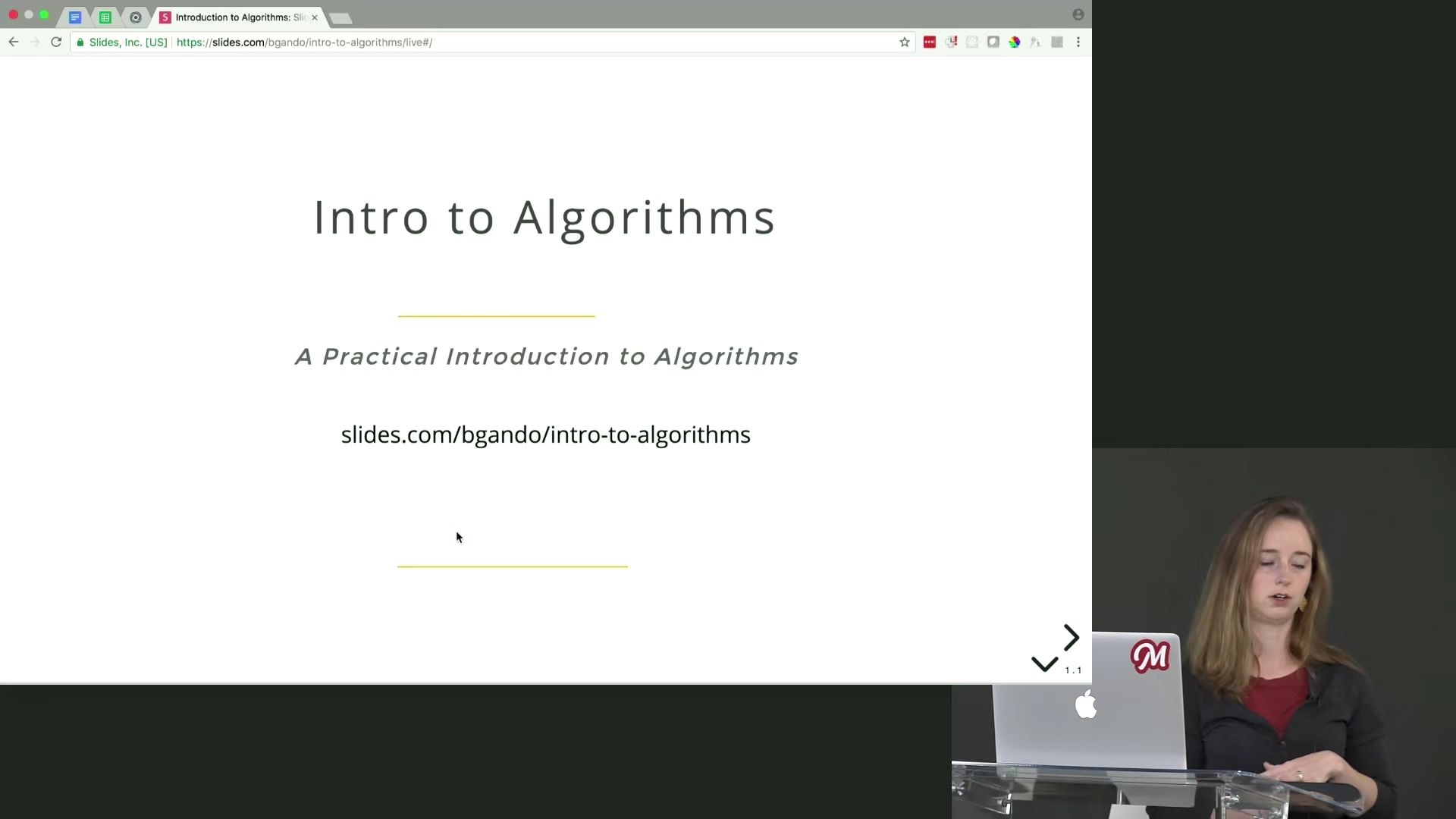 A Practical Guide to Algorithms with JavaScript (2018)