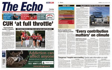 Evening Echo – August 10, 2021