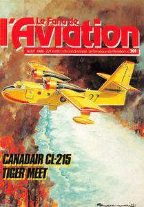 Le Fana de L'Aviation Aout 1986