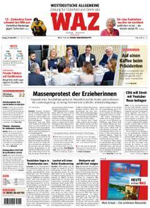 WAZ Westdeutsche Allgemeine Zeitung Oberhausen-Sterkrade - 24. Mai 2019