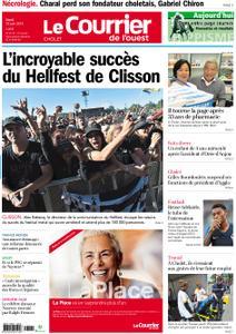 Le Courrier de l'Ouest Cholet – 18 juin 2019