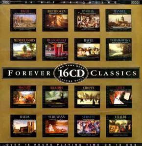 V.A. - Forever Classics (16CD Box Set, 2002)