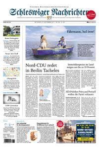 Schleswiger Nachrichten - 27. September 2017