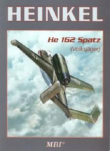 Heinkel He 162 Spatz (Volksjager)