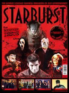 Starburst - August 2017