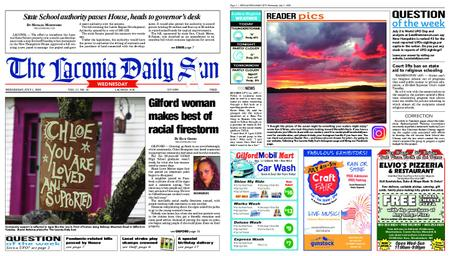 The Laconia Daily Sun – July 01, 2020