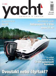 Yacht magazine - březen 2015