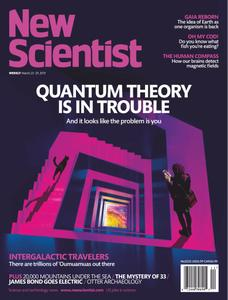 New Scientist - March 23, 2019
