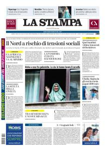 La Stampa Torino Provincia e Canavese - 12 Maggio 2020