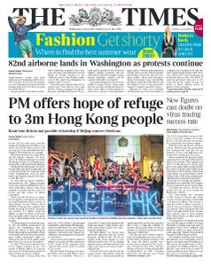 The Times - 3 June 2020