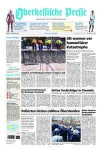 Oberhessische Presse Marburg/Ostkreis - 05. September 2018