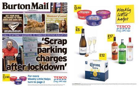 Burton Mail – November 05, 2020