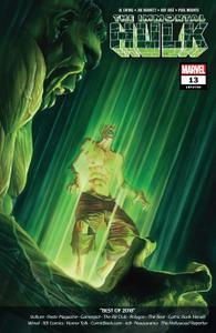 Immortal Hulk 013 2019 GreenGiant