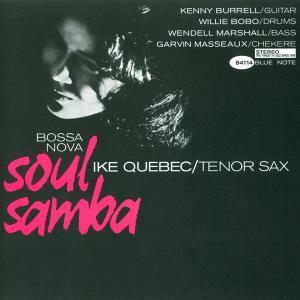 Ike Quebec - Soul Samba (1962) [Analogue Productions 2009] SACD ISO + Hi-Res FLAC