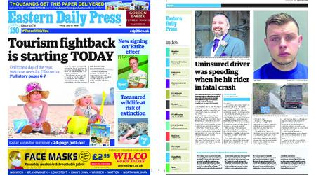 Eastern Daily Press – July 31, 2020