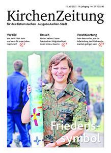 KirchenZeitung für das Bistum Aachen – 11. Juli 2021