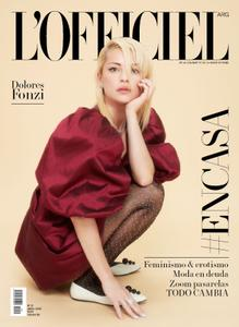 L'Officiel Argentina – Abril 2020