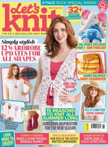 Let's Knit - Issue 171 - June 2021