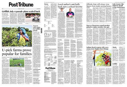 Post-Tribune – July 02, 2020
